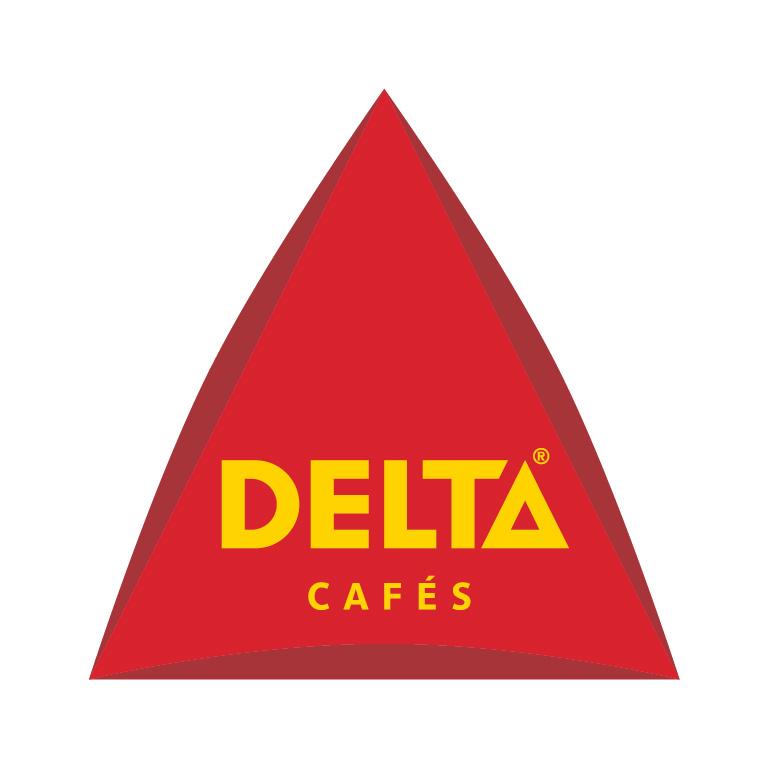 Logotipo Delta Cafés
